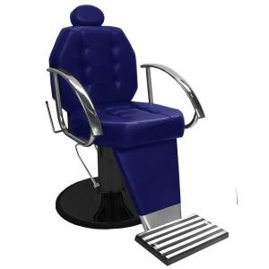 Cadeira de Barbeiro Linea Base Taça Preto Marri