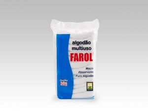 Algodão Multiuso Farol-25g