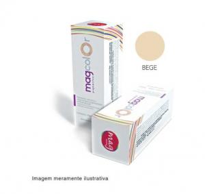 Pigmento para maquiagem definitiva Mag Color - Bege 15ml