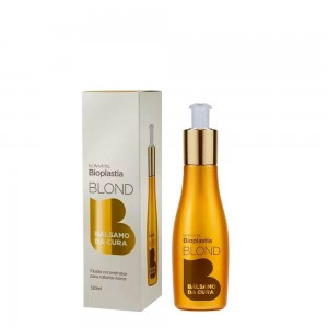 Bioplastia Blond Lowell Bálsamo da Cura 120ml