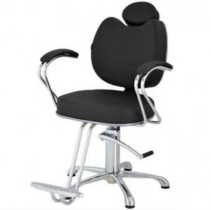 Cadeira Hidráulica Fixa Splendore Terra Santa-Preto