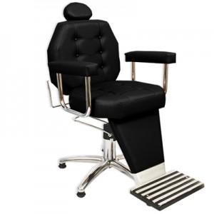 Cadeira de Cabeleireiro Reclinável Linea Base Pentapé Marri