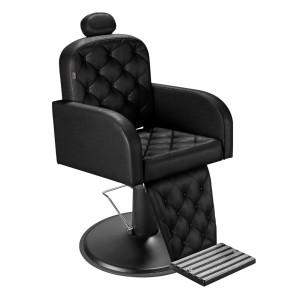 Cadeira de Cabeleireiro/Barbeiro Dubai Base Preta