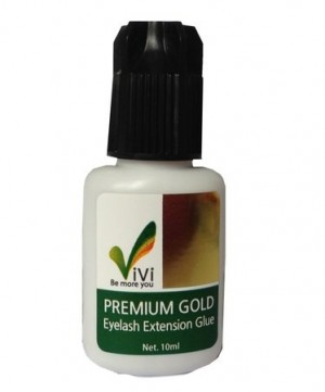 Cola Vivi Premium Gold para Alongamento De Cilios 10ml