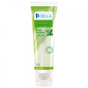 Creme Depilatório Corporal com Aloe Vera Depil Bella-100g
