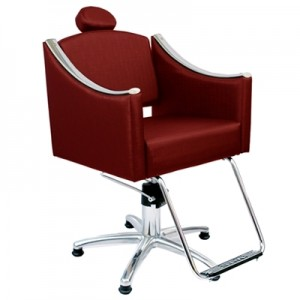 Cadeira Hidráulica Fixa Cristal Marri-Bordo