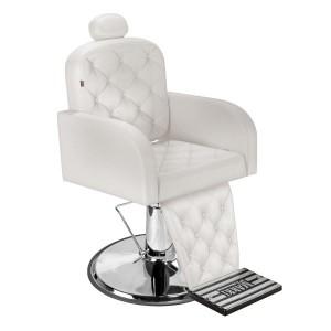 Cadeira Reclinável Dubai Marri pé taça cromado