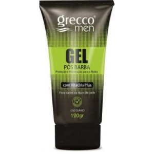 Gel pós barba Grecco Men - 120g