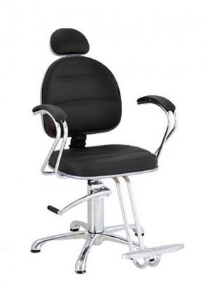 Cadeira Hidráulica Fixa Glória Terra Santa-Preto