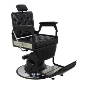 Cadeira para barbeiro Silver Hawk - Kixiki