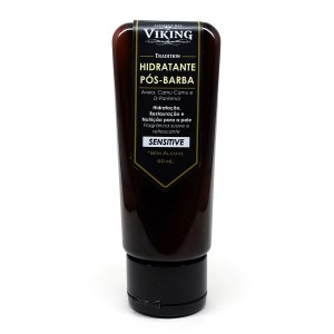 Hidratante Pós-Barba Sensitive 60ml - Viking