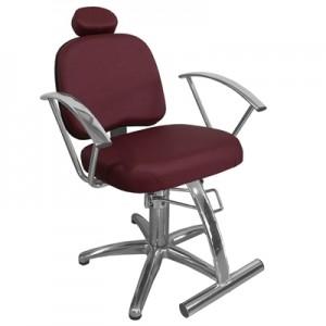 Cadeira Hidráulica Reclinável Iris Marri-Bordo