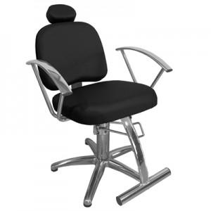 Cadeira Hidráulica Reclinável Iris Marri-Preto
