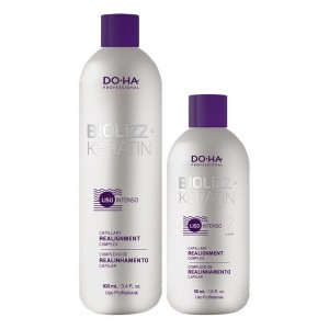 Progressiva Biolizz Keratin Do.ha sem Formol Mini