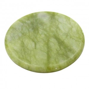Pedra Jade Deposito de Cola para Alongamento de Cílios