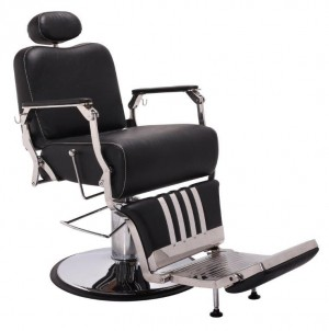 Poltrona para barbeiro / cabeleireiro reclinável Picasso Terra Santa