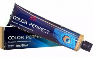 Coloração Color Perfect Wella