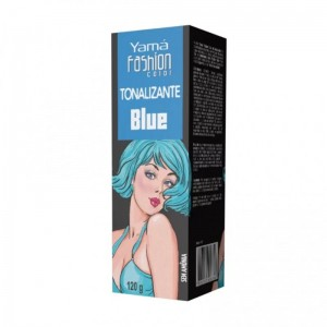 Tonalizante Fashion Color Blue - Yamá 120g