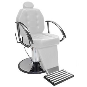 Cadeira de Barbeiro Linea Base Taça Cromado Marri