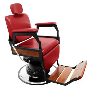 Cadeira De Barbeiro Hawk Reclinável