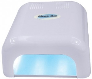 Cabine UV Nails Matic Mega Bell