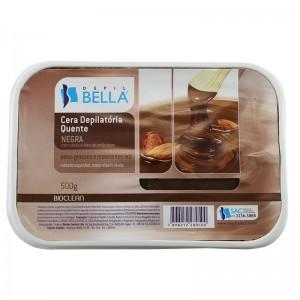 Cera Depilatória Quente Negra Depil Bella-500g