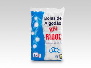 Bolas de Algodão Farol-175g
