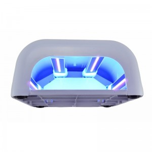 Cabine LED para Unhas de Gel e Acrigel Nails Matic LED Mega Bell