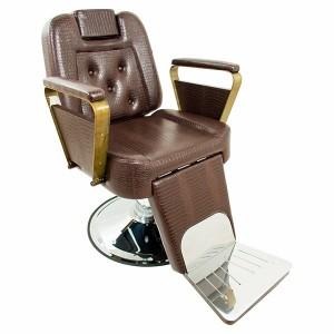 Cadeira de Barbeiro Reclinável Urano Dakota