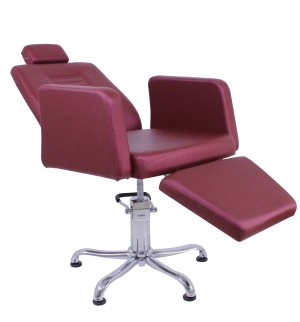 Cadeira Loren Encosto Recliável com Descanso de Pernas Kixiki