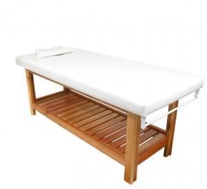 Maca Reta Cama Massagem Estética Oasis Kixiki