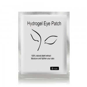 Protetor de Pálpebras em Gel PAD Hydrogel Eye Patch c/ 50 Pares