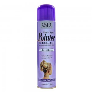 Hair Spray Modelador Pointer Ultra-Firme Aspa-300ml