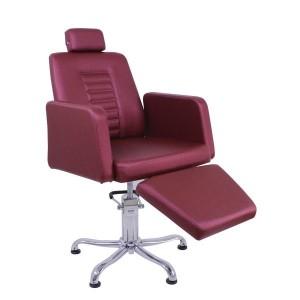 Cadeira de Cabeleireiro Loren com Descanso Para Pés Kixiki