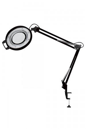Lupa LED apoio de mesa Autovolt - Estek