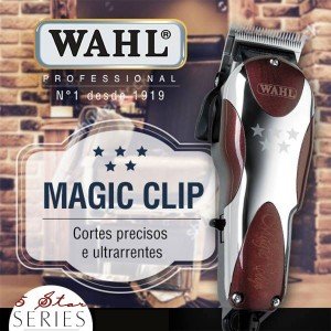 Máquina de corte Magic Clip V9000 - Wahl