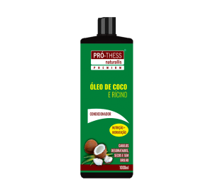 Condicionador ÓLEO DE COCO E RÍCINO Pró-Thess - 1 litro
