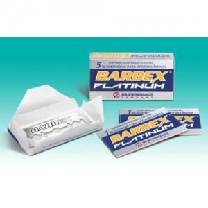 Lâmina Barbear Barbex Platinum