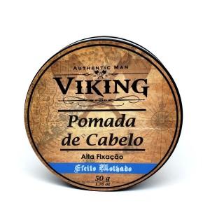 Pomada de cabelo - Efeito Molhado 50g - Viking