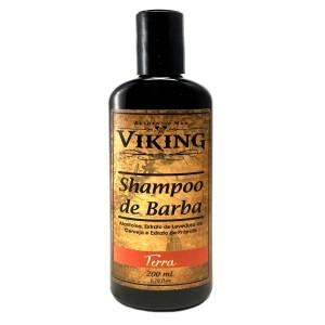 Shampoo de Barba Terra Viking