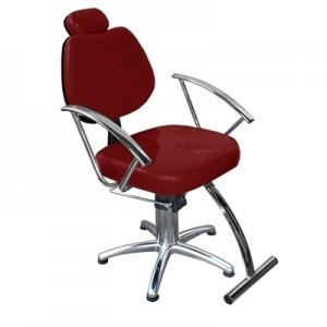 Cadeira Hidráulica Reclinável Tulipa Marri-Bordo