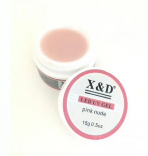 Gel X&D Led UV - 18 nude pink - 15g