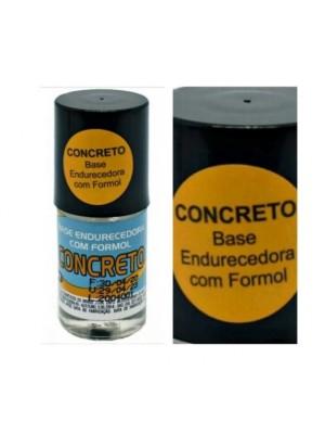 Base Concreto Endurecedora com formol - Top Beauty 8,5ml
