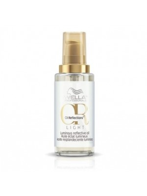 Óleo capilar Wella Oil Reflections Light Óleo Leve E Versátil 30ml