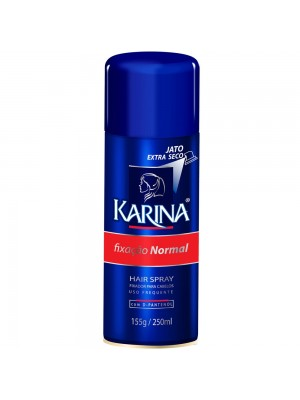 Hair Spray Fixação Normal Karina-250ml