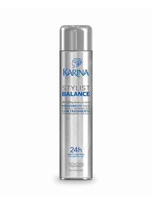 Hair Spray Stylist Balance Karina-500ml