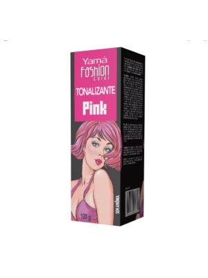 Tonalizante Fashion Color Pink - Yamá 120g